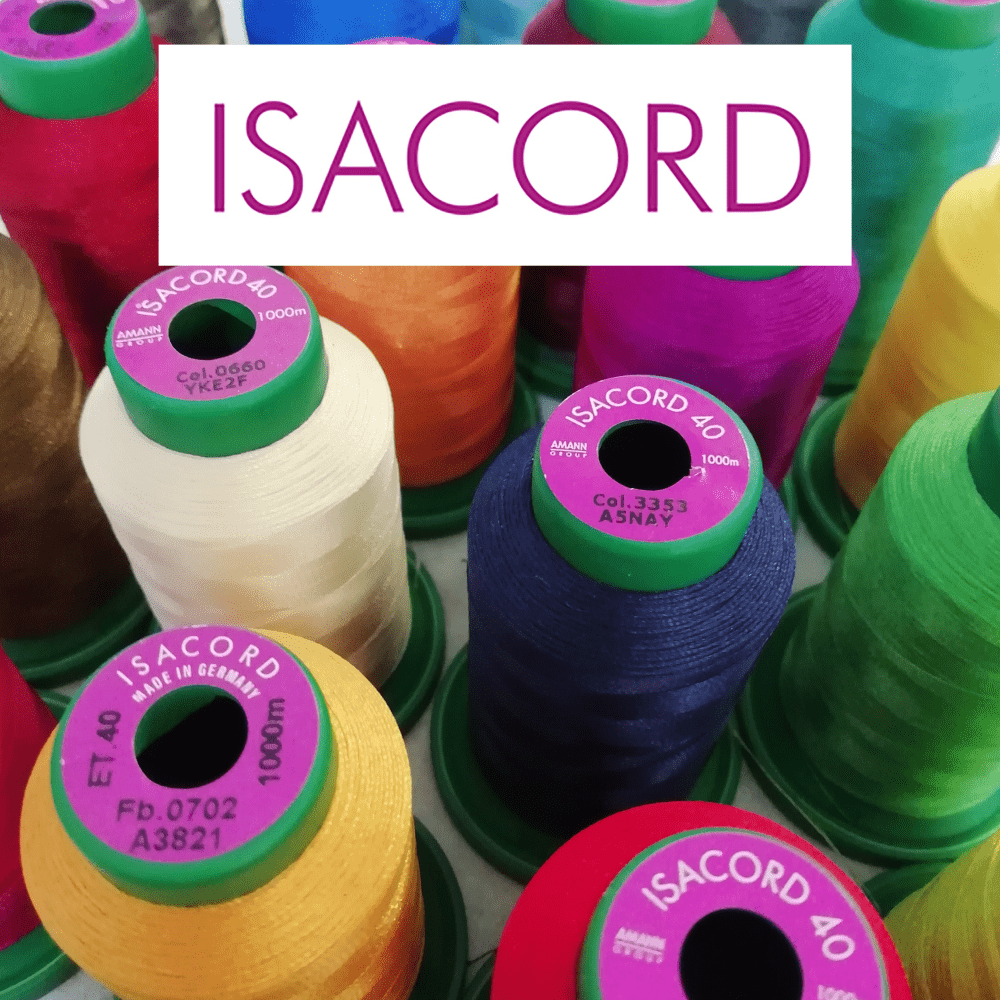 ISACORD Color Code Picker