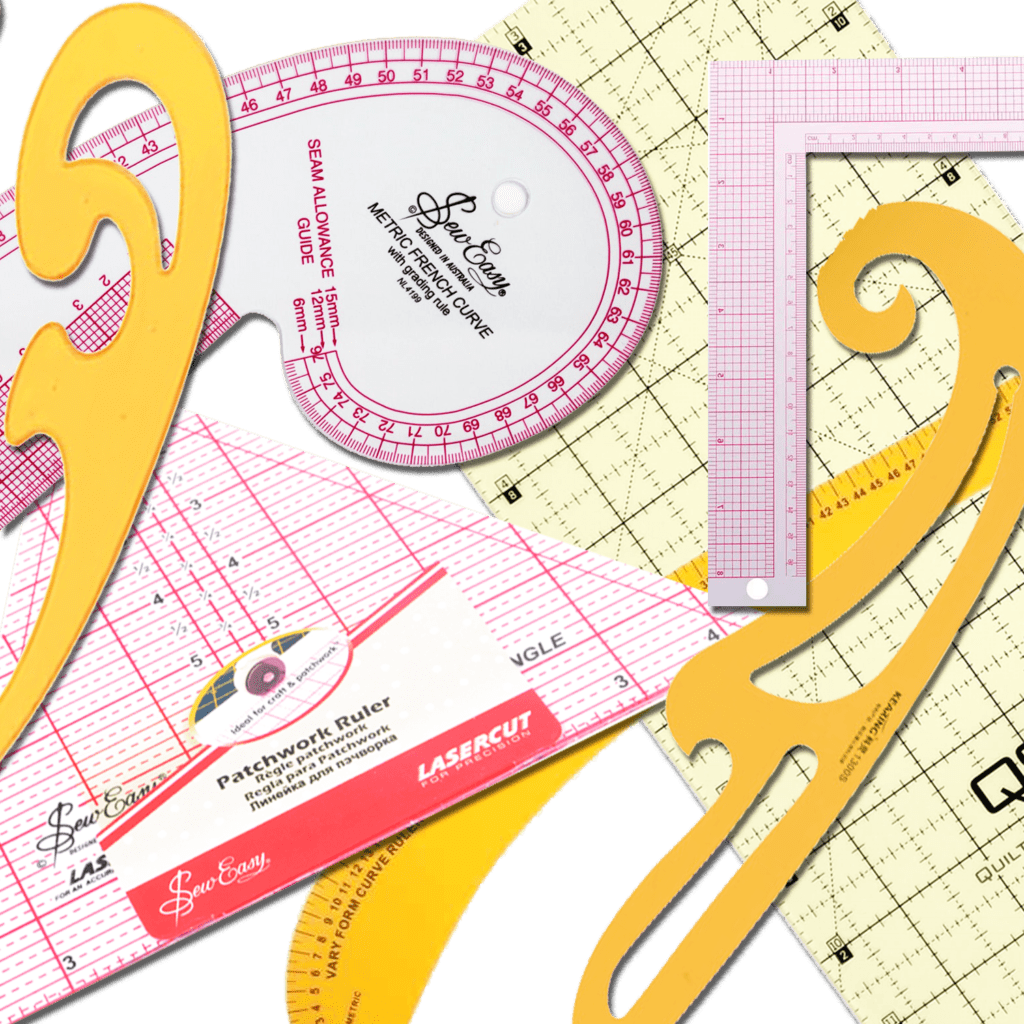 Quilt & Tailors Rulers