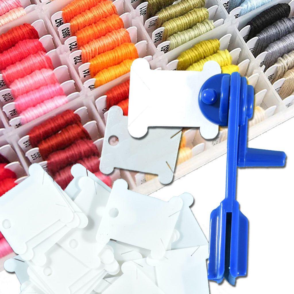 Embroidery Floss & Storag